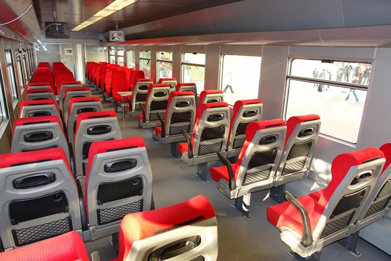 Фотография поезда Тбилиси - Батуми