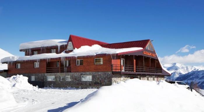 Gudauri Hut 3*