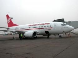 С 1 по 27 марта авиарейсы из Тбилисского аэропорта будут выполняться только в ночное время