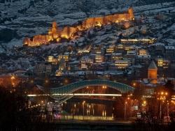 Россияне на Новый Год предпочитают Тбилиси