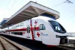 Между Тбилиси и Батуми начали курсировать двухэтажные поезда «Stadler Kiss»