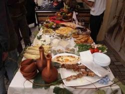 Грузинская кухня вошла в пятерку самых вкусных в Европе